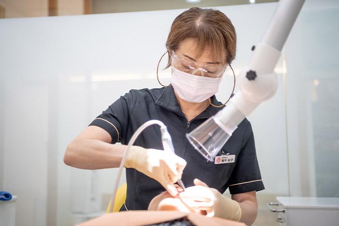 『PMTC』で歯のトータルメンテナンス